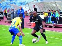 Liga desconhece quem pediu campo para U. Madeira treinar