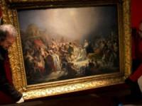 Alunos de Leiria ajudam Museu de Arte Antiga a adquirir quadro de Domingos Sequeira