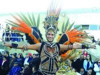Jorge Pires: o criador das fantasias de Carnaval na Mealhada