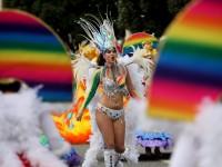 Desfiles de carnaval desta tarde estão na mão de São Pedro