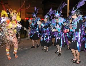 Carnaval noturno da Figueira da Foz adiado para segunda-feira