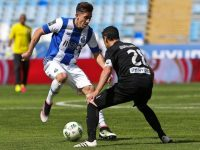 Académica perdeu com o FC Porto e reduz hipóteses de manutenção