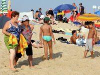 Calor motiva alerta da Autoridade Marítima para os banhistas