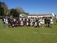 """Torneio de râguebi """"JP"""" está a decorrer em Coimbra, com 13 equipas sub-14"""