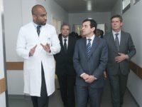 Ministro anunciou na Pampilhosa da Serra mais incentivos para fixar médicos no interior
