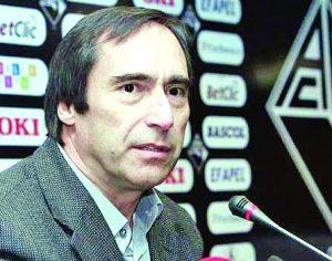 José Eduardo Simões quer saldar dívida com a Câmara de Coimbra até 15 de junho