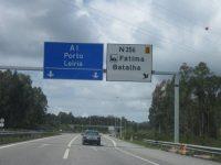 GNR aconselha a não utilização da A1 no acesso a Fátima a 12 e 13 de maio
