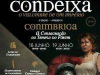 Centenas de figurantes recriam tempos romanos de Conímbriga, em Condeixa-a-Nova