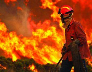 IP5 cortado em Viseu desde as 08H00 devido a incêndio