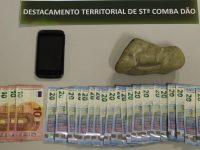 Mulher sequestrada e roubada em Coimbra conseguiu fugir em Santa Comba Dão