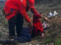 Presidente da República preocupado com bombeiros feridos