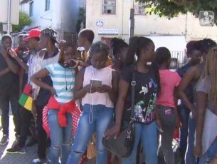 Autarquia de Penacova dá alojamento a estudantes guineenses descontentes
