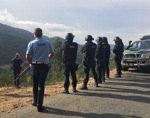 GNR de Vila Real mantém dispositivo nas buscas pelo suspeito de Aguiar da Beira