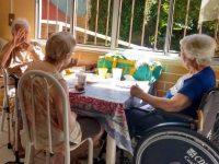 Quatro em cada 10 idosos em lares estão em risco de desnutrição