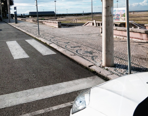 Autarquia está a analisar estacionamento junto a passadeiras