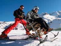 Pessoas com deficiência vão poder praticar desportos de neve em Portugal