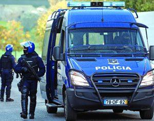Operação da PSP em quatro distritos deteve 17 pessoas