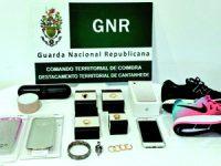 Duas mulheres furtaram cartões de crédito em Febres e gastaram mais de 25 mil euros