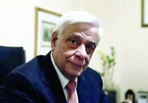 Presidente da Grécia honoris causa na UC