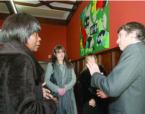 Van Dunem visitou tribunal que já agendou dois julgamentos