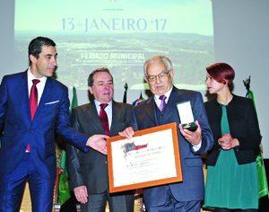 Mérito reconhecido com homenagem  aos filhos da terra em Vila Nova de Poiares