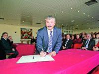 Jorge Fernandes tomou posse e promete recuperar o prestígio da modalidade