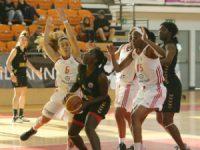 Quinta dos Lombos conquista Taça da Federação em basquetebol feminino