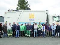 Recolha de lixo e combate a fogos com novos veículos na Lousã