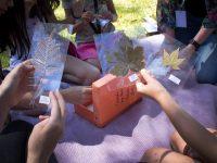 Jardim Botânico com projeto de integração de crianças migrantes