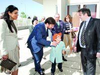 Ministro salienta trabalho exemplar da escola da Solum