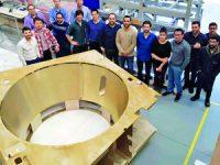 Active Space Technologies entrega estrutura do satélite EUCLID