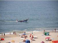 70 das 320 praias da região Centro com Bandeira Azul
