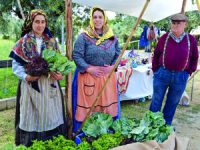 Feira à moda antiga animou freguesia de Tentúgal