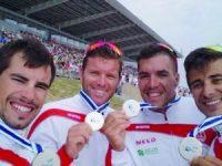Sete olímpicos portugueses na Taça do Mundo de canoagem de Montemor-o-Velho