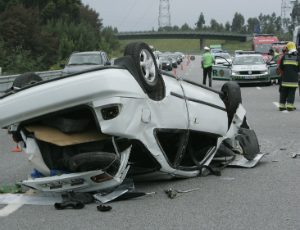 Despiste na A1 entre Condeixa e Coimbra faz um morto