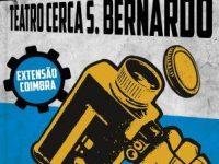 Teatro da Cerca acolhe a extensão a Coimbra do DESOBEDOC 2017
