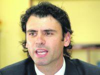RICARDO RODRIGUES , presidente da União de Freguesias de Trouxemil e Torre de Vilela