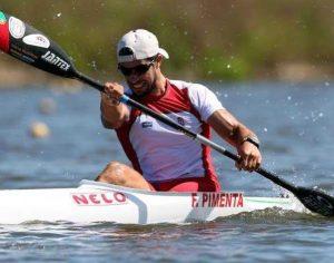 Fernando Pimenta conquista ouro na Taça do Mundo de Canoagem de Montemor-o-Velho