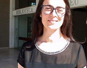 Raquel Costa, coordenadora da equipa de rua da Associação Fernão Mendes Pinto