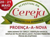 Festival de Cereja de Proença-a-Nova regressa no sábado
