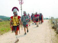 Fim-de-semana romano já é tradição em Condeixa