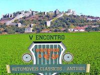 Automóveis clássicos desfilam por Montemor-o-Velho
