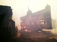 63 habitações danificadas pelos incêndios