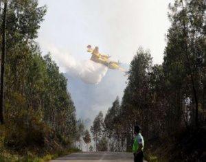 Incêndio de Góis extinto às 13H00 deste sábado