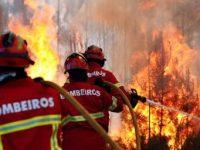 Oitenta bombeiros espanhóis chegam hoje a Góis