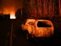 30 cadáveres encontrados carbonizados dentro de carros
