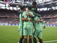 Portugal bate Rússia por 1-0 e está quase nas meias-finais