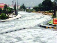 Mau tempo causou inundações na Lousã e Miranda do Corvo
