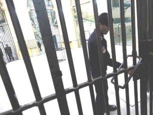 Detido regressou da saída precária com droga no corpo