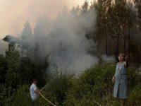 Água consumida no combate aos incêndios não será cobrada pelos municípios